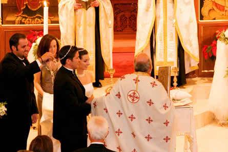 Greek wedding traditions