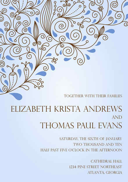 Greenvelope wedding invitations 2