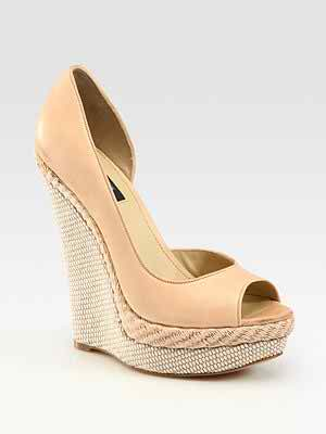 Help me, I'm a short bride - shoes
