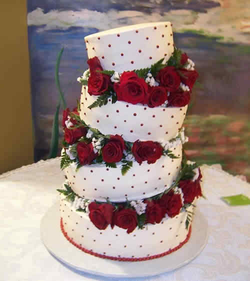 How to choose your wedding cake
