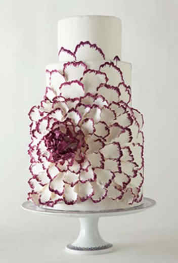 Ideas for Beautiful Wedding Cakes
