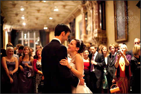 Ideas for a Great First Dance Wedding Song
