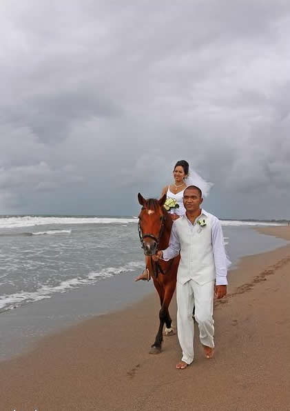 Ideas for your romantic wedding ceremony