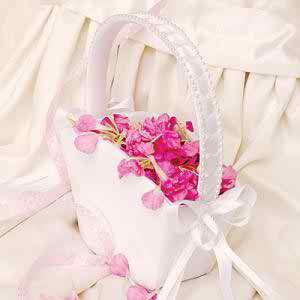 Ideas that will help you pick the appropriate flower girls' basket