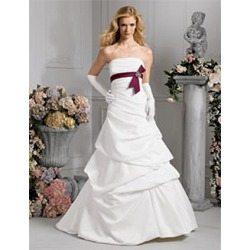 Jordan wedding dresses 3
