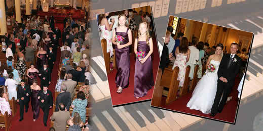 Know how to deal with weddings on short notice