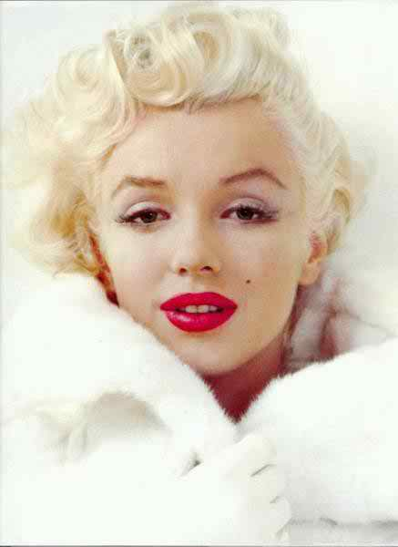 Know how to obtain a Marilyn Monroe bridal look