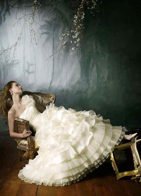 Lazaro wedding dresses 4