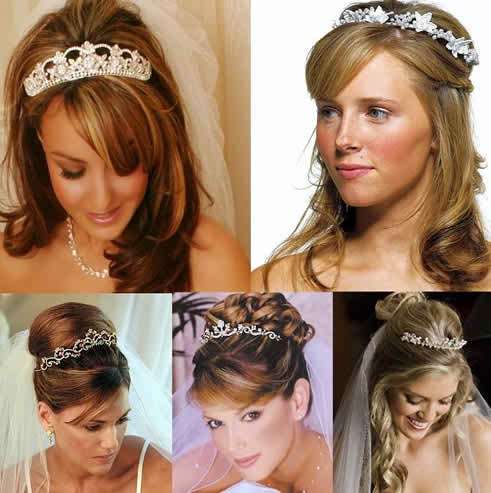 Learn how to do a bridal loop of hair