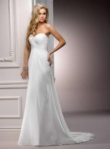 Maggie Sottero 2012 wedding dress collection | | TopWeddingSites.com