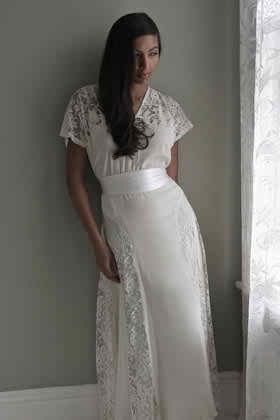 Mother dress is considered a vintage gown