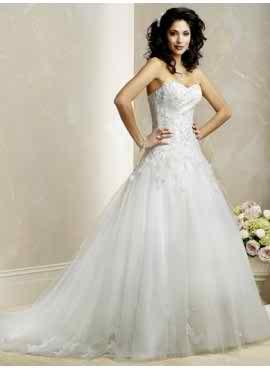 Gorgeus bridal gown under $200