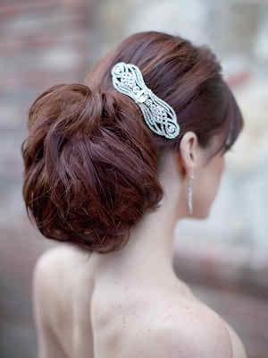 Simple hair accessories