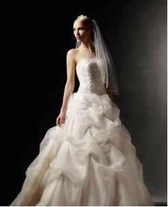 Oleg Cassini wedding dresses2