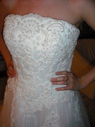 Oleg Cassini wedding dresses4