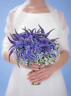 Popular wedding tradition - Wedding bouquet