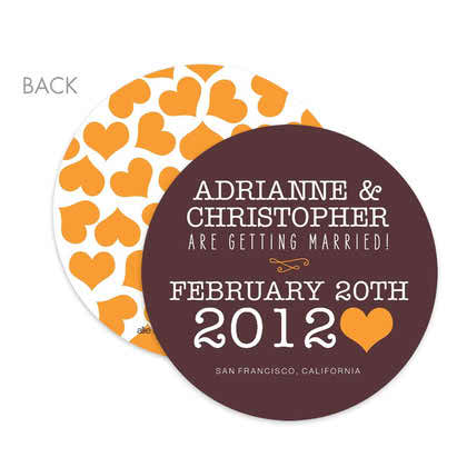Send your save the dates in a creative way