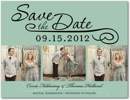 Send Your Save The Dates In A Creative
