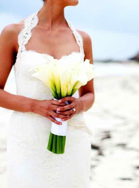 Short wedding flowers 3