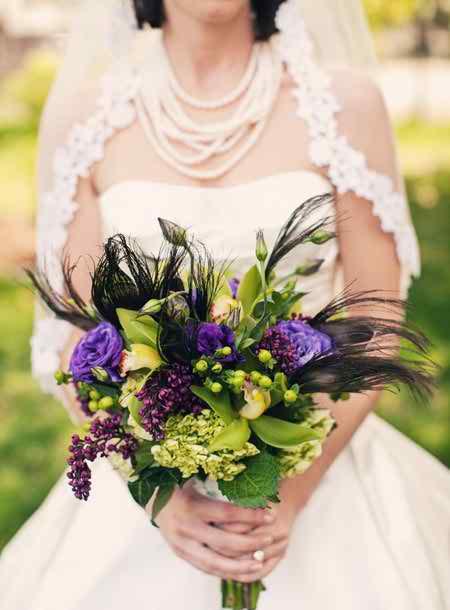 Short wedding flowers 4