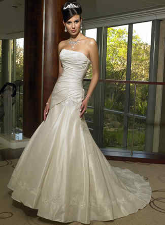 Some things about 2012 wedding dresses