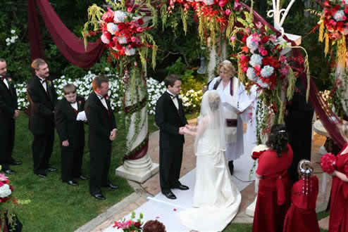 Steps that you must follow, so that you will have a great wedding ceremony