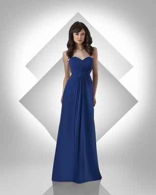 The latest trend concerning the bridesmaid dresses