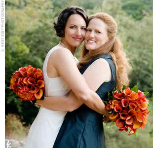 The planning of a gay wedding ceremony