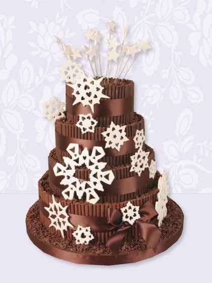 The right wedding cake for my outdoor ceremony