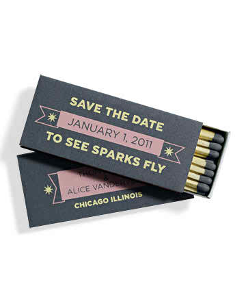 Unforgettable save the dates