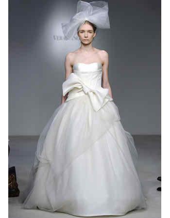 2012 Vera Wang wedding gown