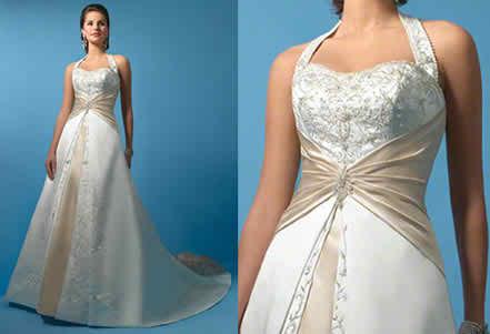 Victorian wedding dress 2