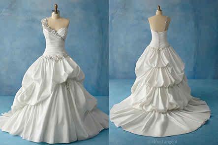 Victorian wedding dress 22