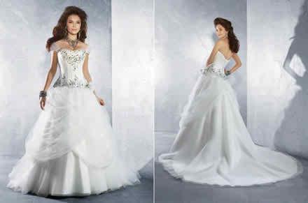 Victorian wedding dress 23