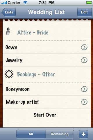 Wedding Applications - Wedding Planner Guide