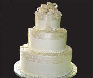 Wedding Cakes Ideas for Retro Themed Weddings