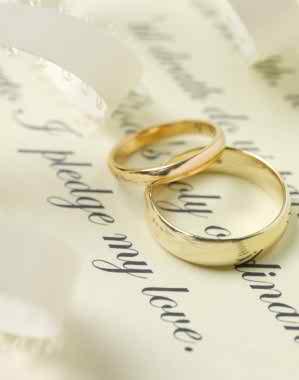 Wedding Ceremony Wording Ideas