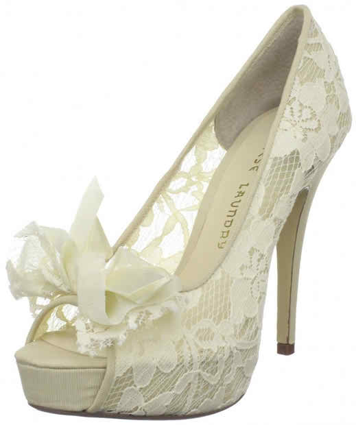 Wedding Inspiration - How to Choose Your Wedding Shoes