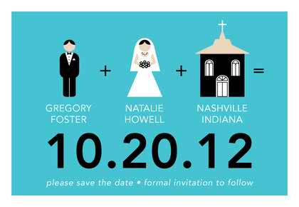 Wedding Planning - Fourth Step - The Date