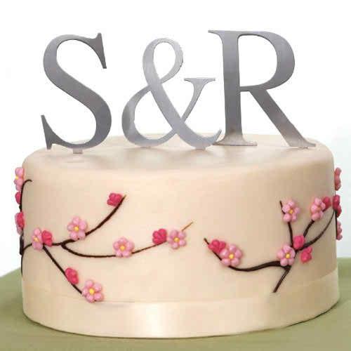 Wedding Planning - Ninth Step - Cake Topper