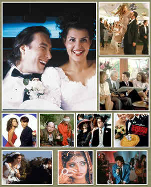 Wedding movies could help you find your wedding theme