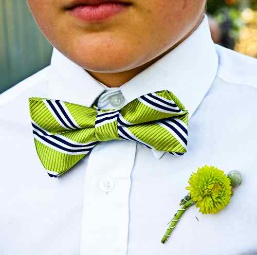 Wedding trends - plants used as wedding accessories