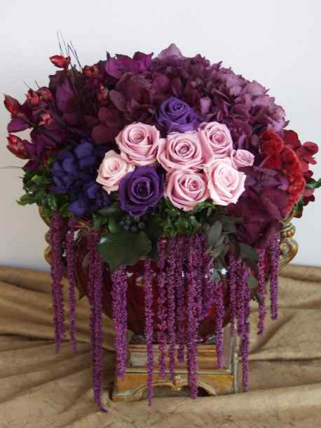 Wedding with rose theme 2_2