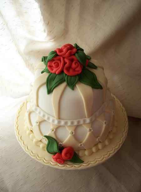 Wedding with rose theme 2_3