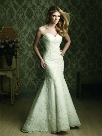 What to do in case you don't like your bridal dress any more