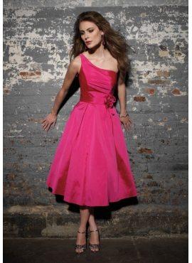A-line cocktail dress