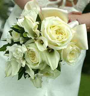 artificial wedding flowers 3