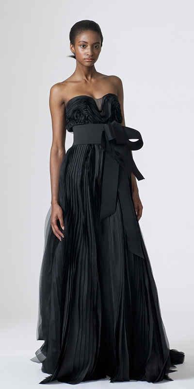 black wedding dresses 3