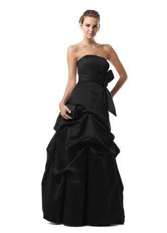 black wedding dresses2