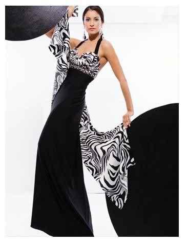 black wedding dresses3